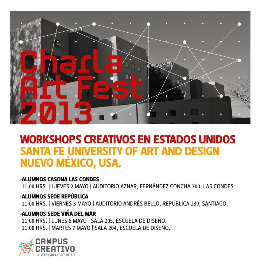 Art Fest 2013 de Campus Creativo