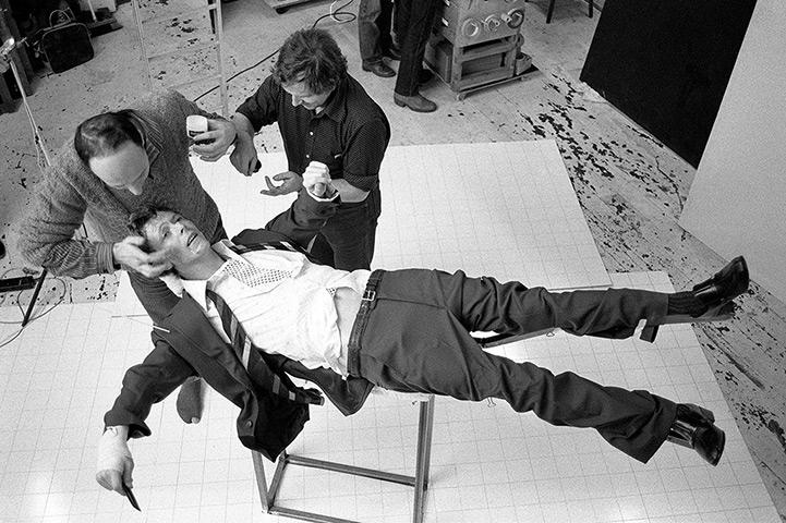 David Bowie según Brian Duffy: La exhibición