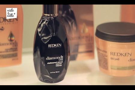 Lanzamiento Redken: Diamond Oil