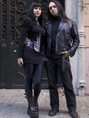 Rocío Pérez y Cristián Tapia