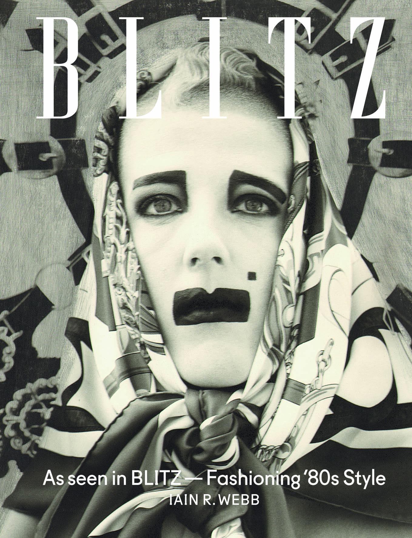 As seen on Blitz: El nuevo libro que recopila la estética británica de los '80