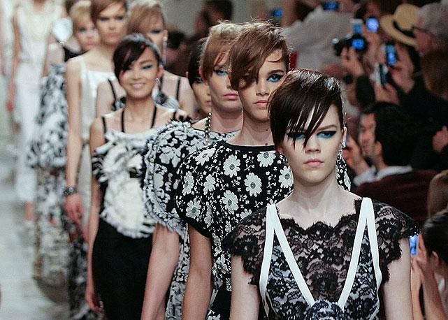 Chanel presenta colección Crucero 2014 en Singapur