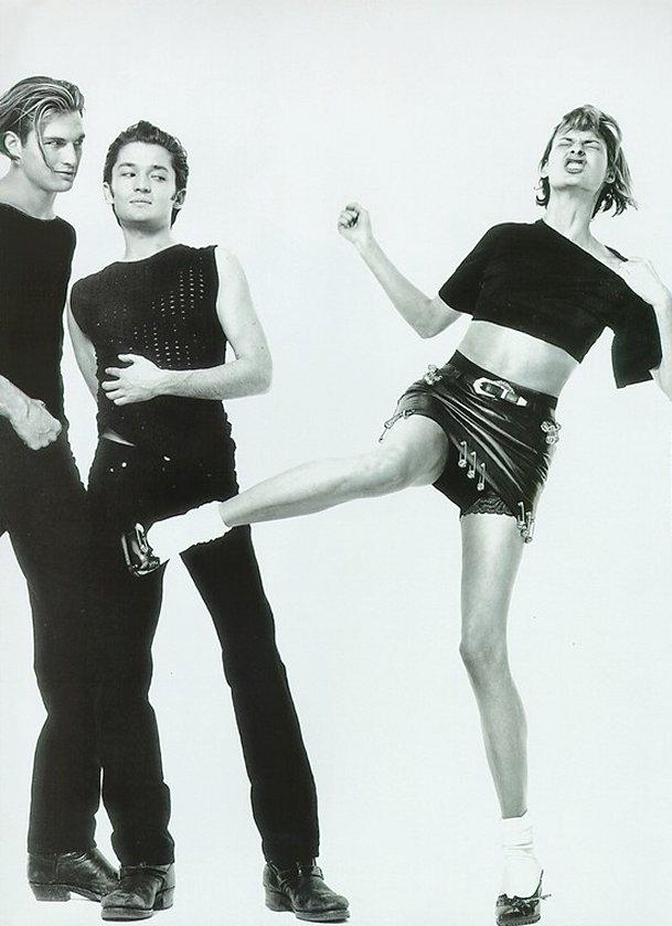 Flashback: Versace S/S 1994