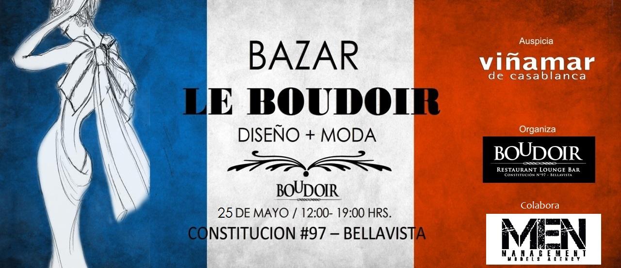 """""""Bazar Le Boudoir"""" potencia el emprendimiento del diseño chileno"""