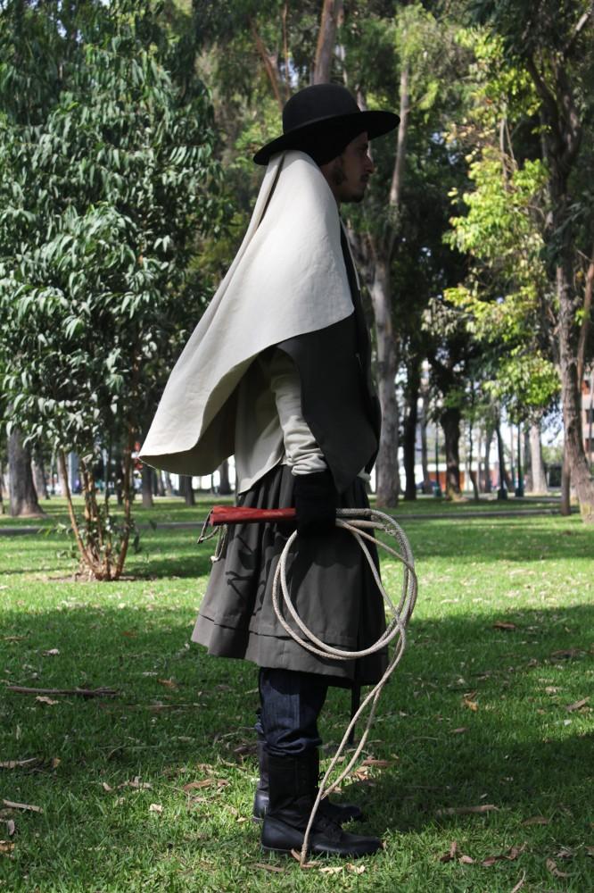 La colección Invierno 2013 de Omar Valladolid