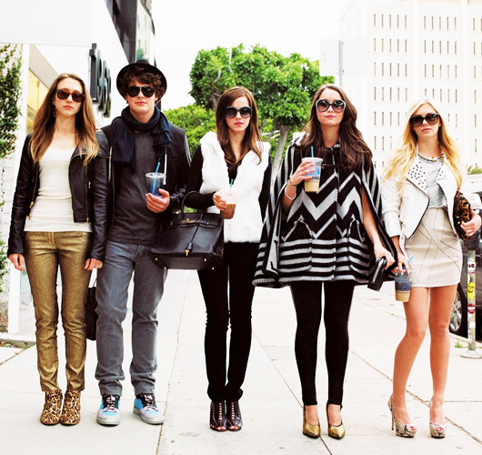 """The Bling Ring"": Las marcas de lujo como antagonistas"