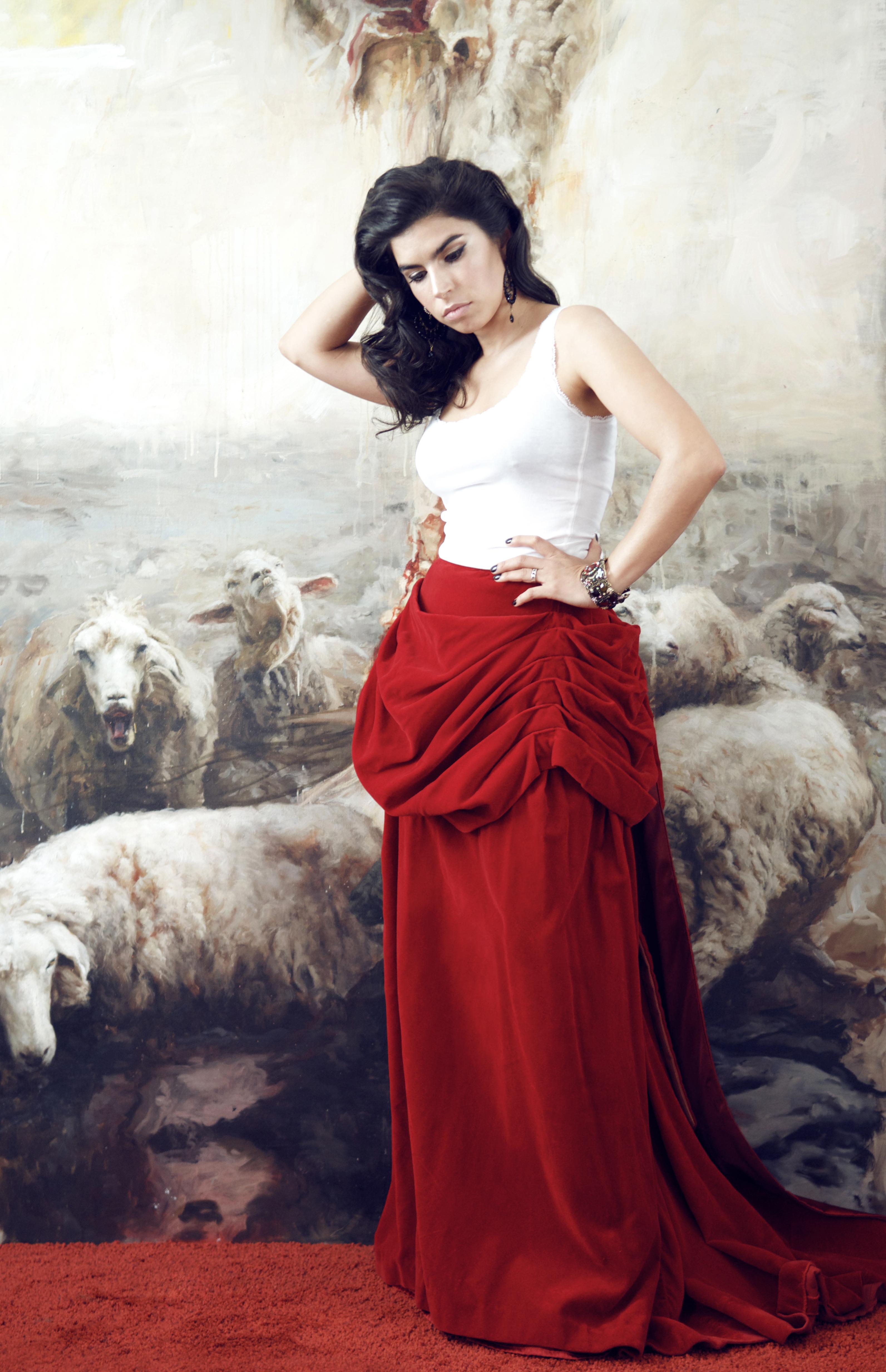 Hablando de estética con Esperanza Restucci, soprano y compositora chilena