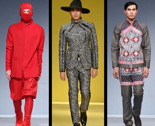 Filipinas Fashion Week: las colecciones masculinas 2013