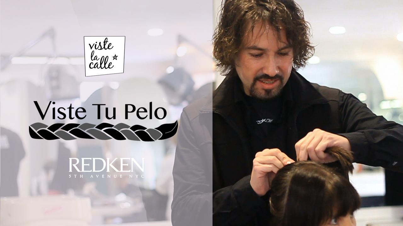 Viste tu Pelo por Redken – Capítulo 3: Sergio Umaña