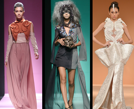 Filipinas Fashion Week: las colecciones femeninas 2013