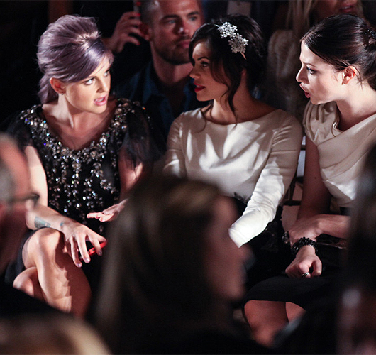 Kelly Osbourne: de princesa gótica a icono de la moda