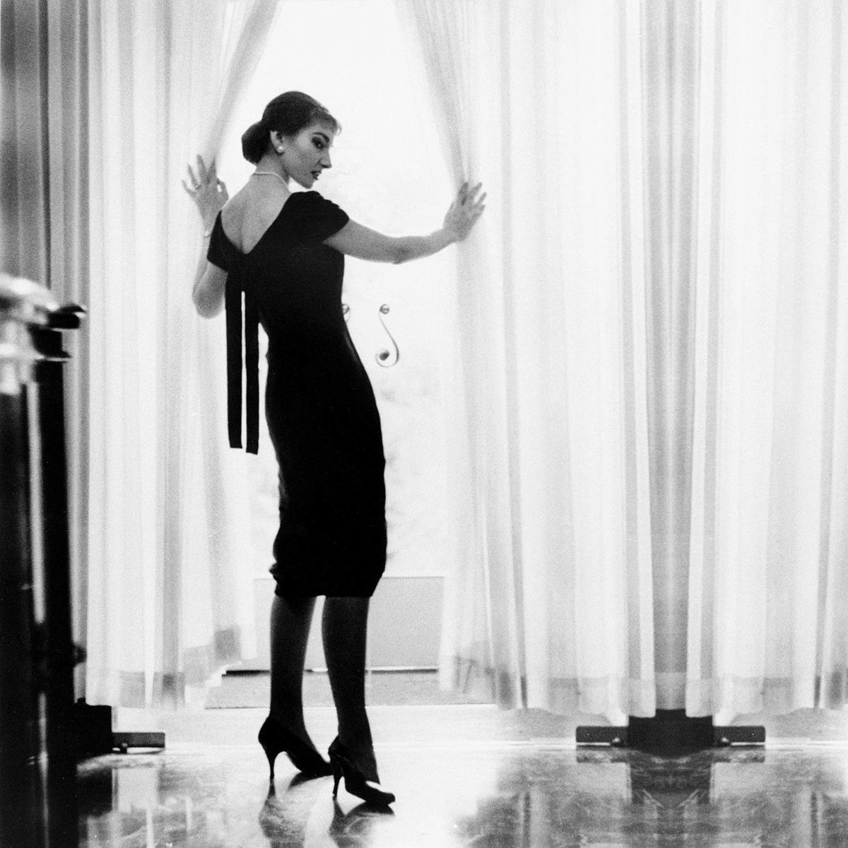 Maria Callas: Pura elegancia