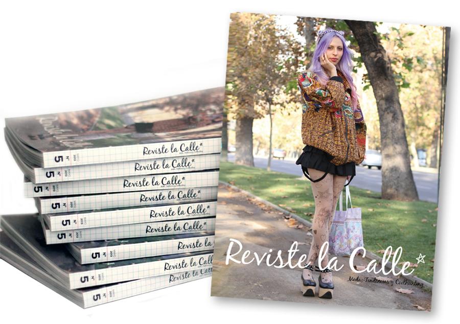 ¡RevisteLaCalle 5 ahora también está en Tienda Cómodo!