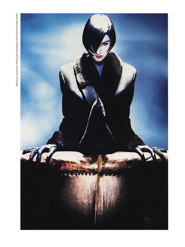 Flashback: La publicidad de Yohji Yamamoto
