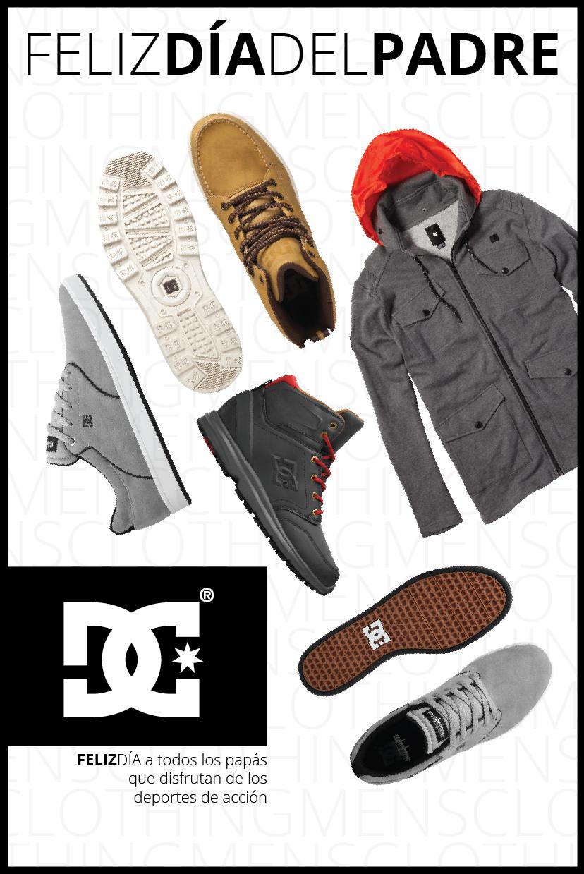 Concurso Día del Padre: Gana una Gift Card para canjear en DC Shoes!