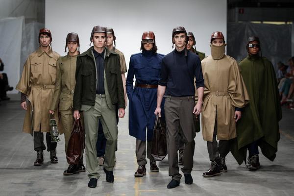 Las colecciones masculinas del Fashionclash Maastricht