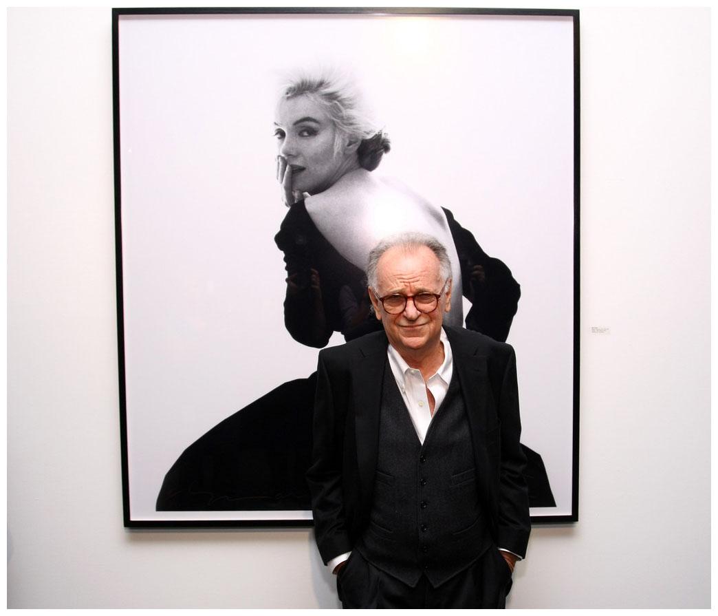 Adiós, Bert Stern