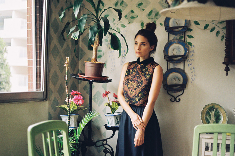 Lybelai, la sensible marca de la diseñadora alemana Simone Hohoff