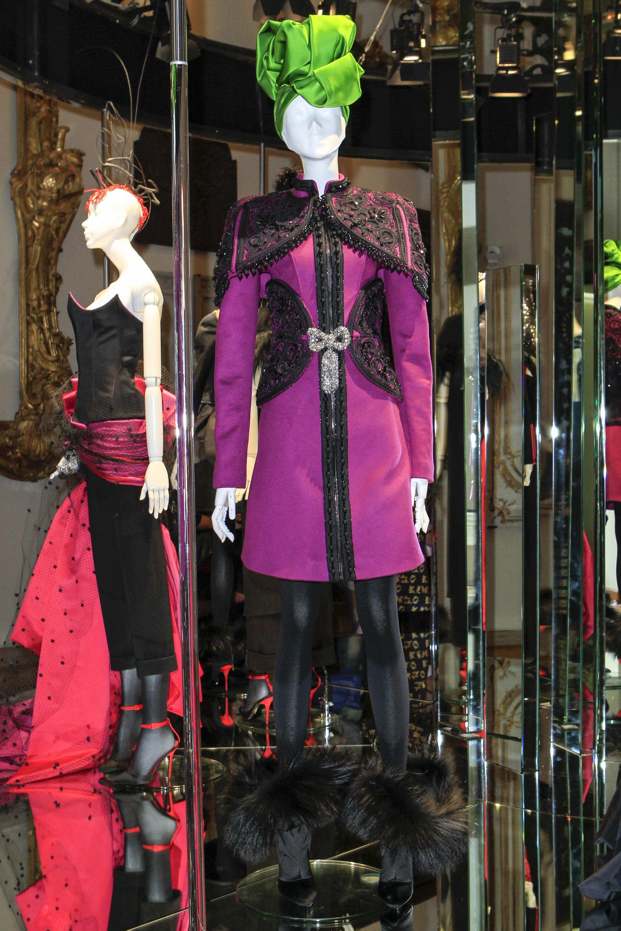 Schiaparelli by Lacroix Haute Couture F/W 2013-2014