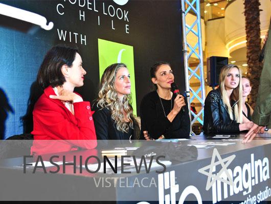 Fashion news: Elite Model Chile y su casting en Portal La Dehesa, la posible línea de ropa de Apple y la subasta de Kate Moss en Christie