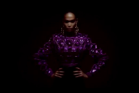 VLC ♥ NOWNESS Presents – Joan Smalls: Woman of Steel