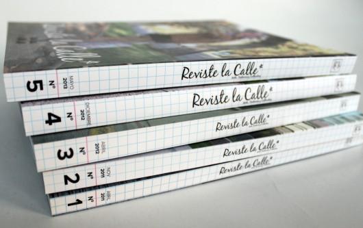 ¡Tenemos 5 packs de RevisteLaCalle a la venta!
