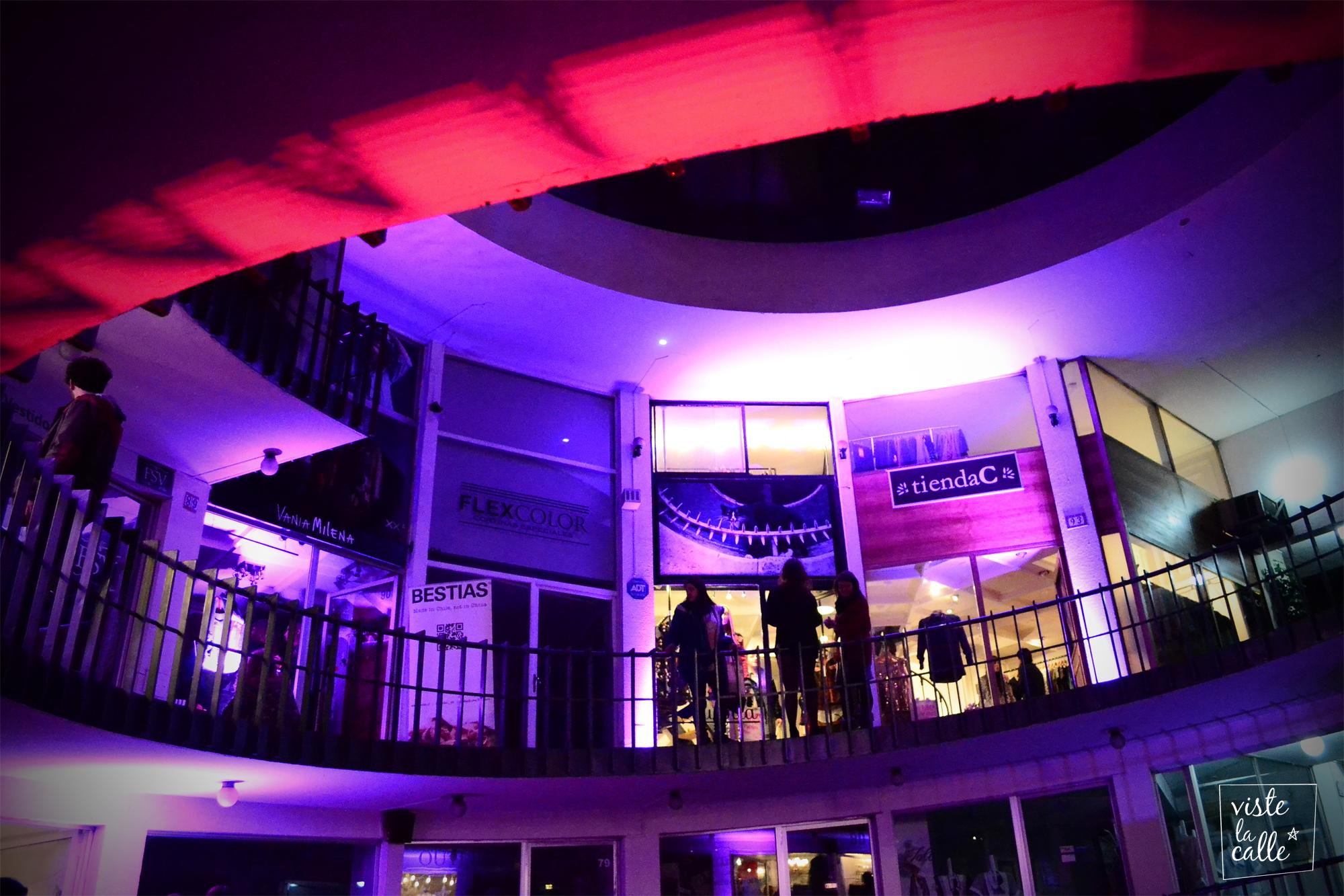 Inauguración de Ruta Lo Castillo, el mini centro comercial de diseño independiente