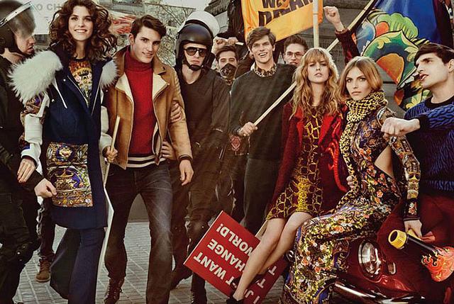 Just Cavalli: La revolucionaria campaña del amor