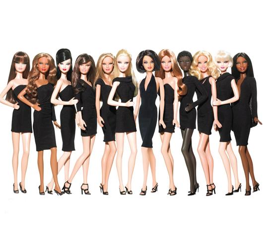 Barbie: el paradigma de la belleza