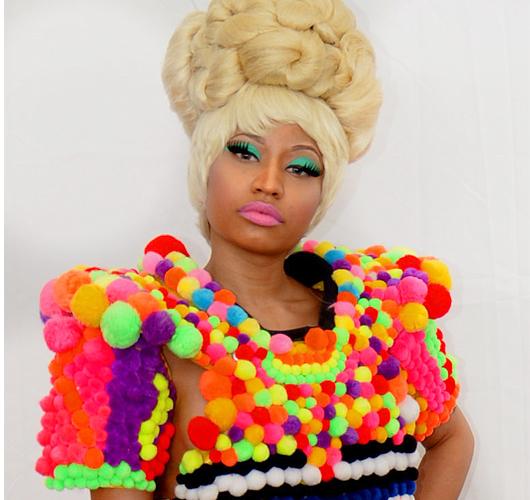 El irreverente estilo de Nicki Minaj