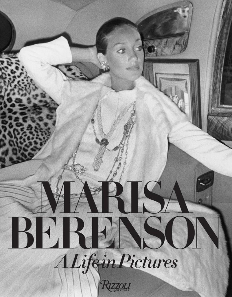 """""""Life in Pictures"""", el libro que muestra la trayectoria de Marisa Berenson"""