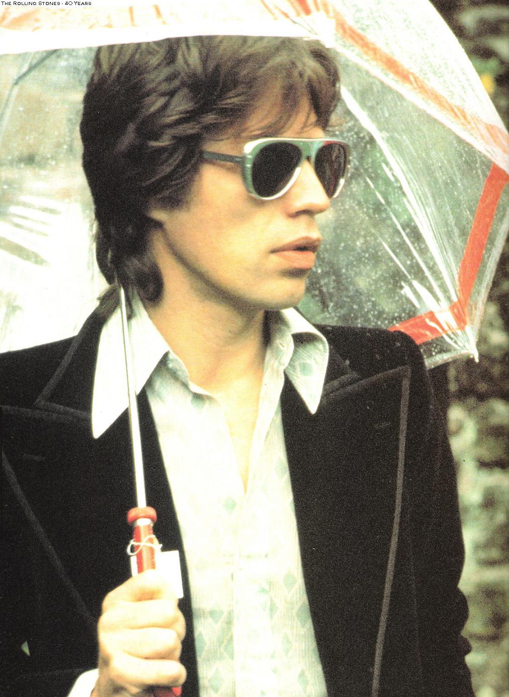 70 años de Mick Jagger
