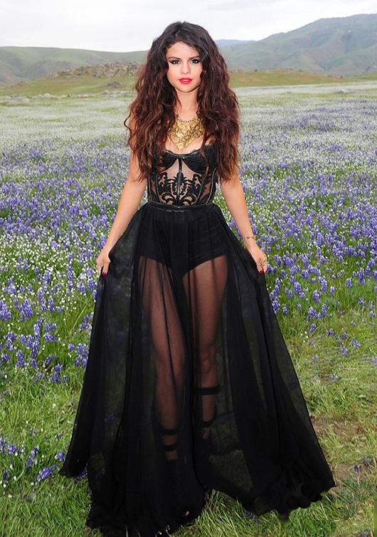 El acertado estilo de Selena Gomez