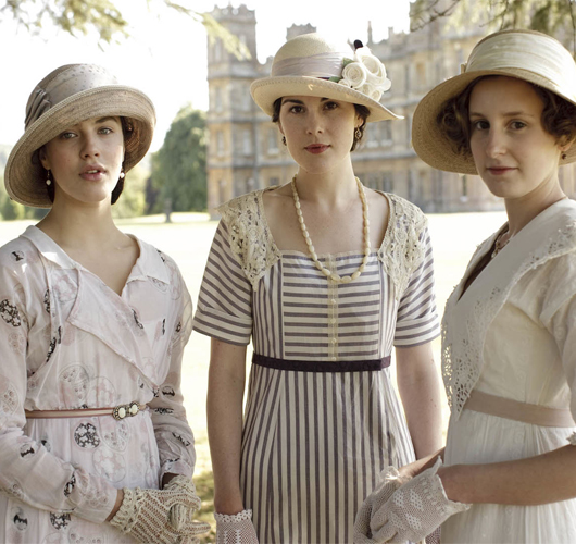 La línea de cosméticos inspirada en Downton Abbey