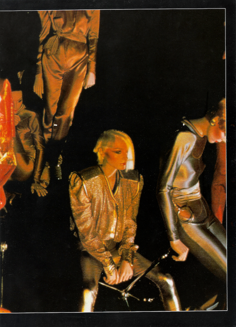 La moda del 2001 según Pol Magazine, 1982