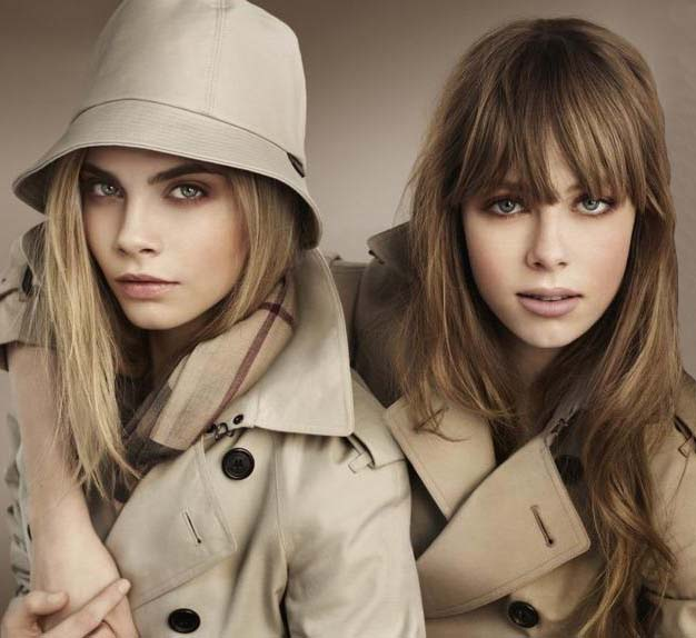 Cara Delevingne v/s Edie Campbell, las reinas del modelaje actual