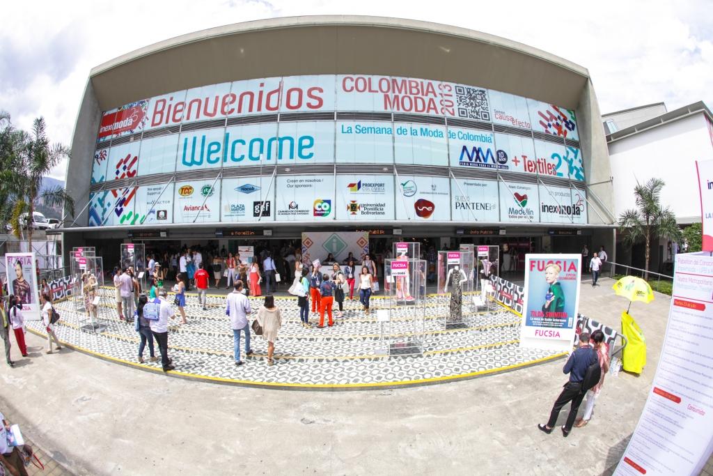 Colombia Moda 2013 por VisteLaCalle: Día Inaugural