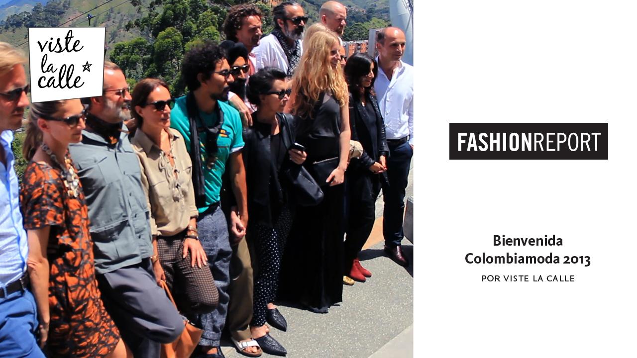 VisteLaCalle en ColombiaModa 2013