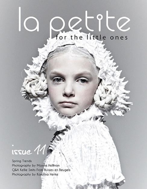 La Petite, una revista de moda para niños