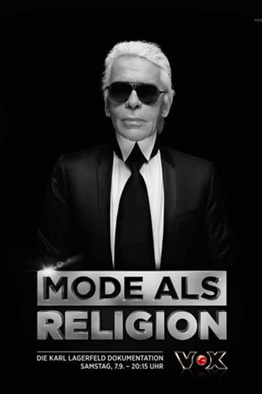 """""""La moda como religión"""", el nuevo documental sobre Karl Lagerfeld"""