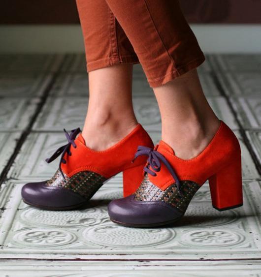 Los zapatos de Chie Mihara