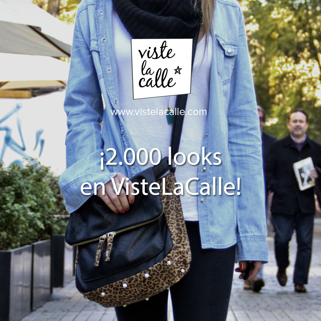 ¡VisteLaCalle cumple 2000 looks!