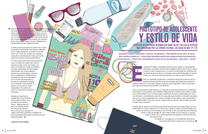Convocatoria abierta: Tesis universitarias sobre industria de la moda