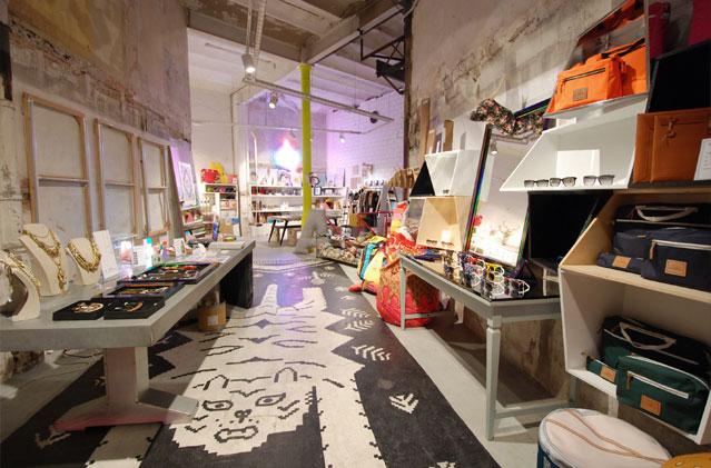 StudioStore: una tienda-taller en el corazón de Barcelona