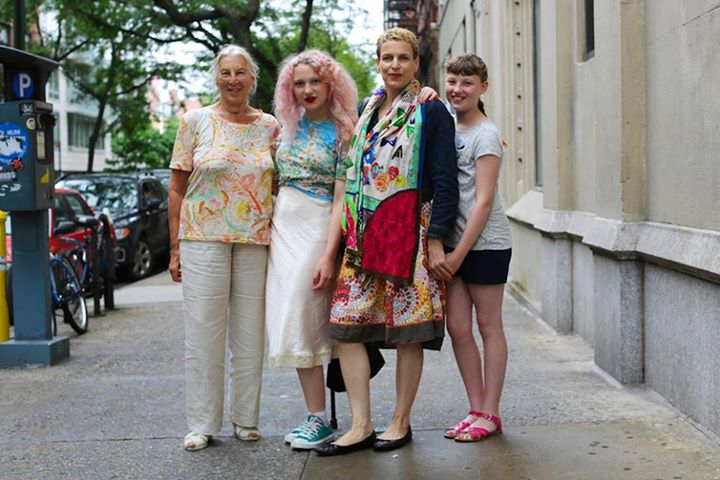 Humans of New York, street style y micro entrevistas
