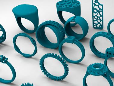 Cheetah: diseño e impresión de joyas en 3D