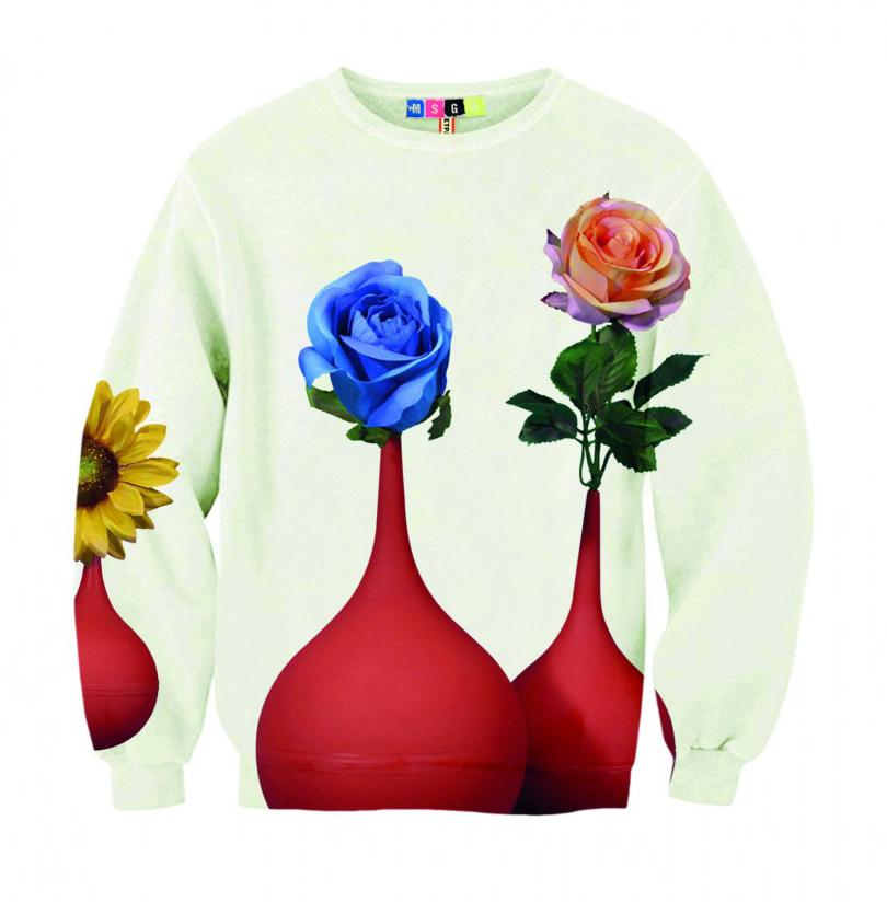Los sweaters de MSGM x Toilet Paper