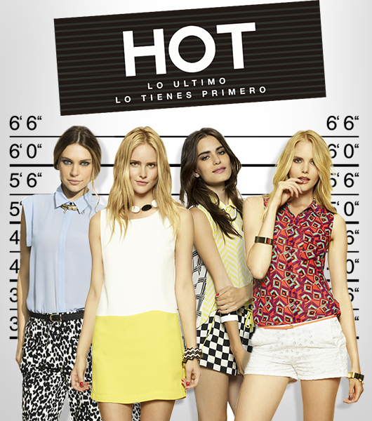 HOT Fashion Show, lo último de Falabella