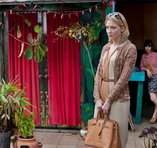 Cate Blanchett: la nueva musa de Woody Allen