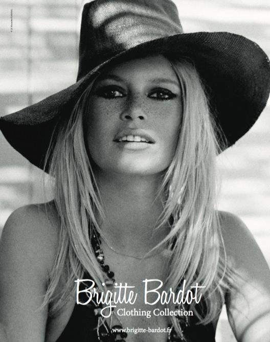 Brigitte Bardot, la marca de ropa que rinde homenaje a B.B.